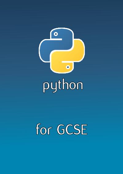Python for GCSE